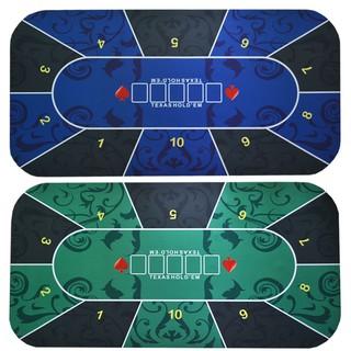 Khăn trải bàn Poker in hình lá bài Đệm Bền Đẹp