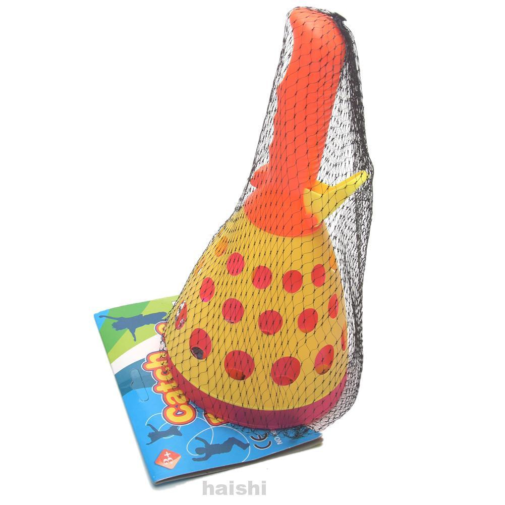 Non Slip Detachable Garden Gift Parent-child Interactive Throwing Random Color Catch Ball Toy Set