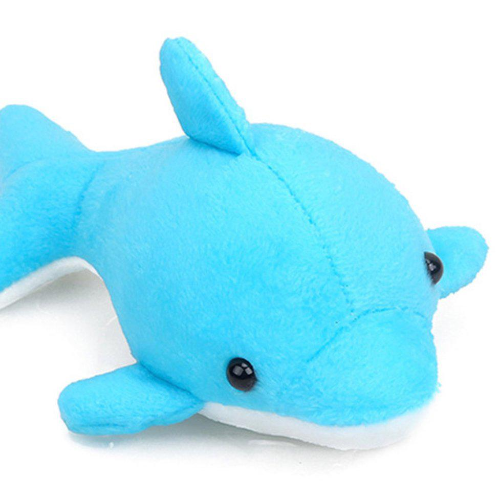 Aipinqi Dolphin Absorbing Toys Baby Children Bathing Water Dolls