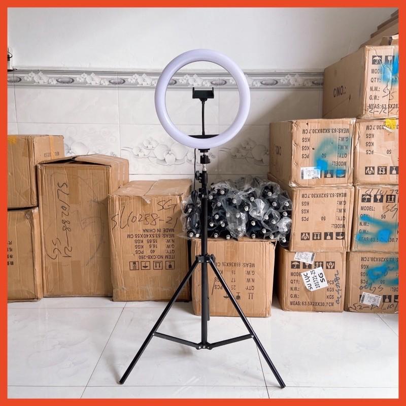 Bộ đèn Livestream Size 33cm Cao 2M