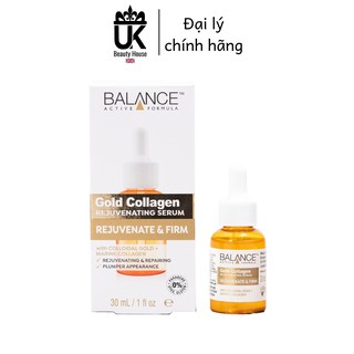Serum Gold Collagen Balance Active Formula căng bóng làn da, chống lão hóa 30ml thumbnail