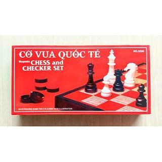 Bộ trò chơi cờ vua nam châm (38 x 38 cm) – no.3230