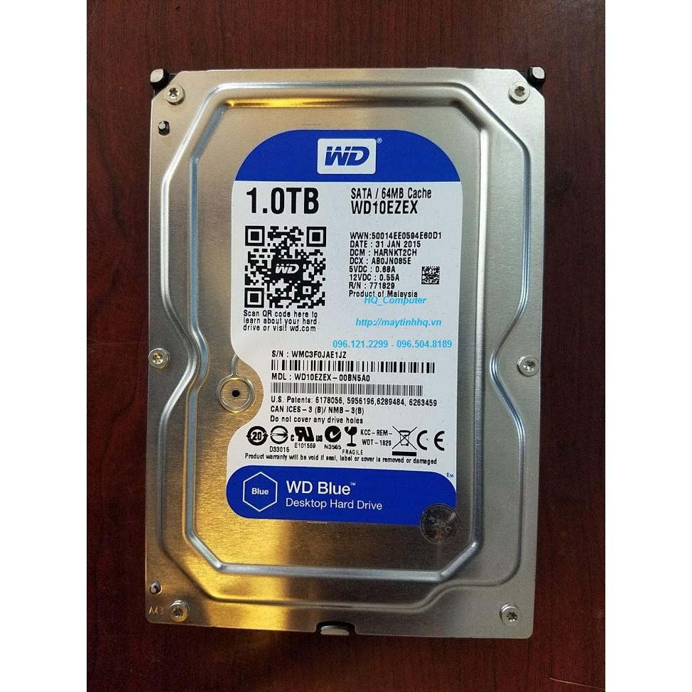 Ổ cứng máy bàn HDD 1TB Sata