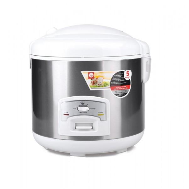 Nồi cơm điện Smartcook 1.2L EL-7166 - 4027166 NHẬP WCHOME2606 GIẢM 10% TỐI ĐA 50K