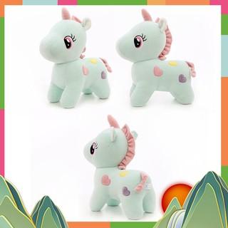 Ngựa Pony Oenpe đáng yêu – Bông mềm mịn Cao Cấp