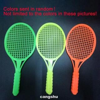 4pcs Doing Exercise Training Tennis Racket Outdoor Toy Children Gift Badminton Kit