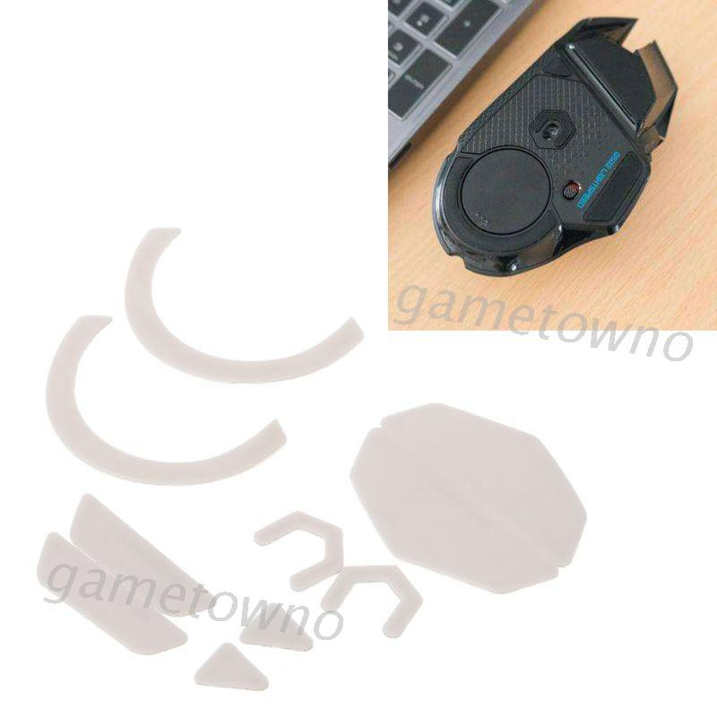 Bộ 2 Miếng Dán chuột không dây Logitech G502 Hero