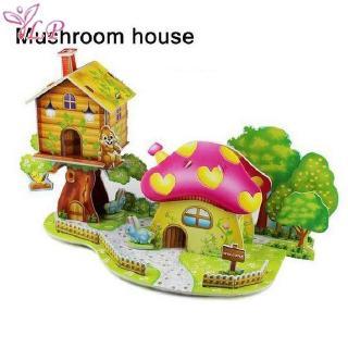 New 3D Puzzle Kids Model