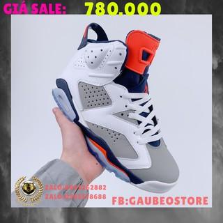 FULLBOX ORDER SALE 50% ẢNH THẬT Air Jordan 6 RetRo GIÀY NAM NỮ thumbnail