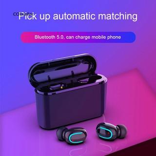 Tai nghe Bluetooth thể thao q32 TWS Mini kèm phụ kiện