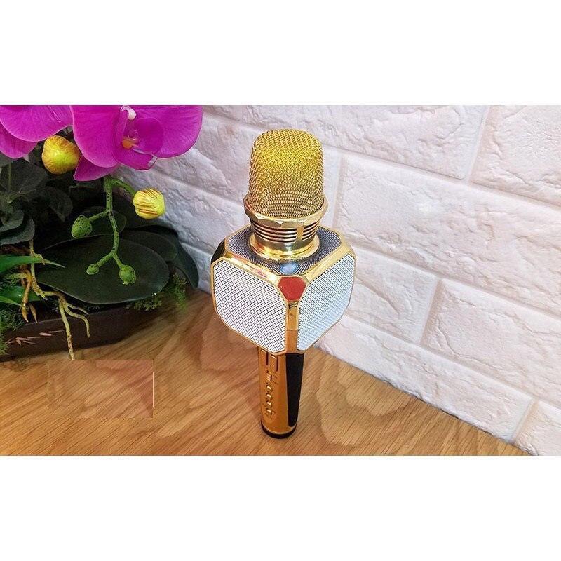 Micro Bluetooth Hát Karaoke Không Dây SD10 Đa Năng