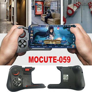 Tay Cầm Chơi Game Bluetooth MOCUTE 059 Hỗ Trợ Chơi fifa, free fire, ROS,Liên Quân Mobile-Phiên bản mới 2019 -DC3934 thumbnail