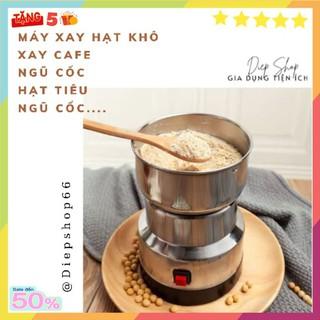 Máy xay hạt ❤️SALE❤️Máy xay cà phê hạt tiêu hạt ngũ cốc đa năng mini xay mịn tất cả các loại hạt nhanh chóng MX40