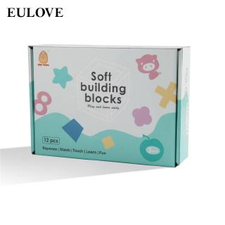 Baby Building Blocks Blocks Toys Educational For 6 Months and Up Soft Durable