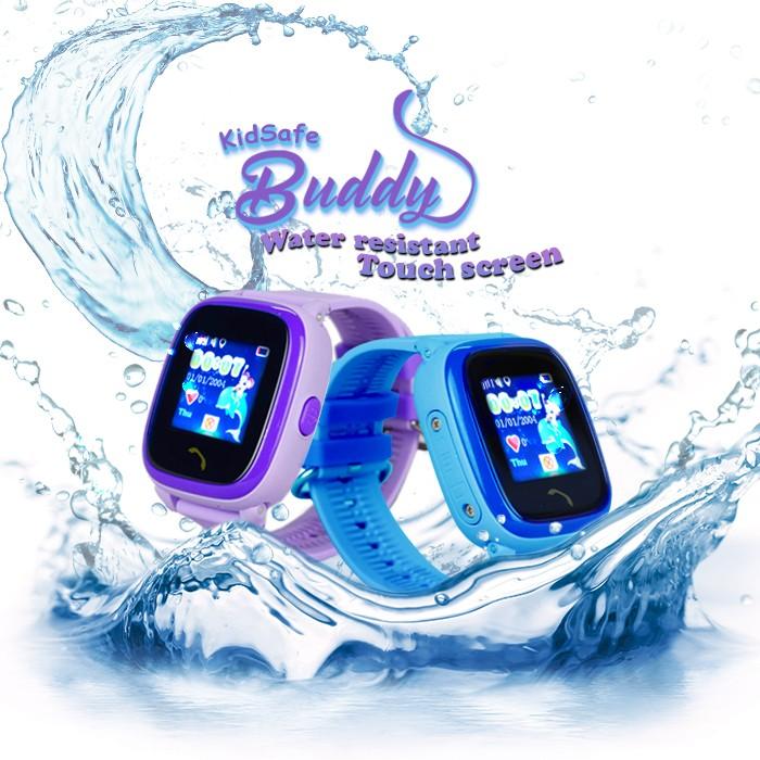 Đồng hồ thông minh giám sát trẻ em KidSafe Buddy - Chính Hãng