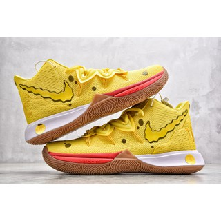Nike Kyrie 5 x Patrick Irving 5th Generation SpongeBob SquarePants CJ6951-700