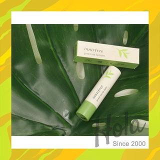 [NEW]Son Dưỡng Môi Trà Xanh Chiết Xuất Từ Thiên Nhiên Innisfree Green Tea Lip Balm 3.6g