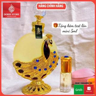 [CHÍNH HÃNG] Tinh dầu nước hoa Dubai PHƯỢNG HOÀNG GOLD 35ml - tặng kèm mini lăn 5ml thumbnail