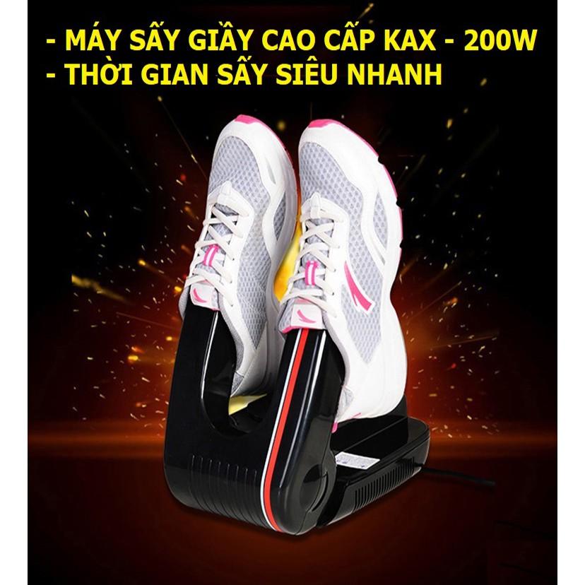 Máy Sấy Giày Cao Cấp Khử Mùi KAX