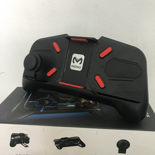 [Nhập mã GHNGIZEND giảm 30k] Tay cầm game gamepad chơi liên quân King Meno tặng kèm joystick xịn