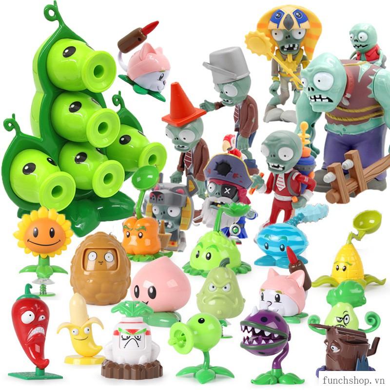ĐỒ CHƠI Bộ Đồ Chơi Plants Vs Zombies đồ chơi trẻ em