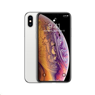 Điện thoại Apple iPhone Xs Max 512GB Silver (2018) – Hàng nhập khẩu