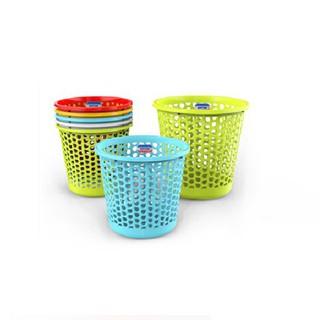 Hình ảnh Sọt Tròn Mini Nhựa Duy Tân - Kích thước 18 x 18 x 16 cm - Màu ngẫu nhiên-4