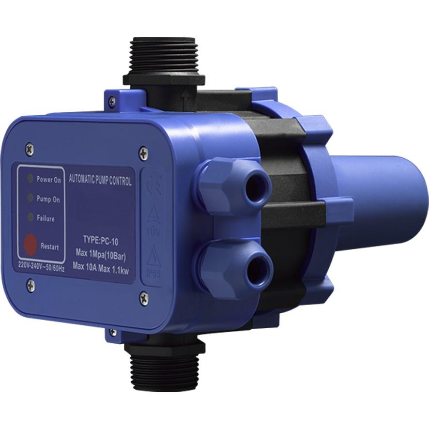 Rơ le bơm nước tự động theo áp suất/rơ le bơm tăng áp/ rơ le chống cạn PC10A
