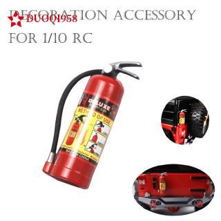 1/10 RC Crawler Accessory Parts Fire Extinguisher Model for RC CAR AXIAL SCX10 TRX4 D90 CC01