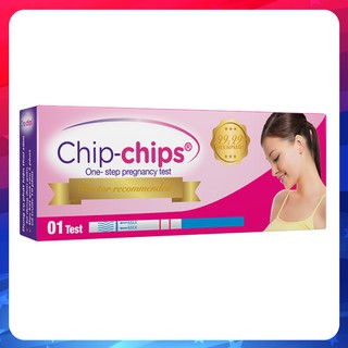 Que thử thai Chip-Chips (Hộp 1 que)