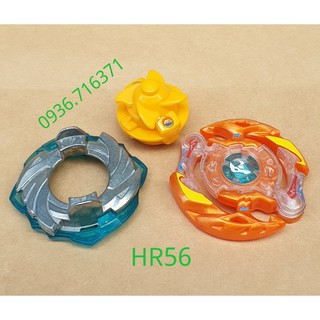 Con quay Hasbro beyblade burst Roktavor R3, HR56 (quay phải, Không Kèm Phóng Quay) thumbnail