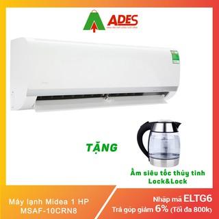 [Mã ELHADEC giảm 6% tối đa 1 triệu] Máy lạnh Midea 1 HP MSAF-10CRN8 thumbnail
