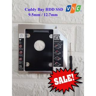 Khay Caddy Bay dày 12.7mm va mỏng 9.5mm CHẤT LIỆU FULL NHÔM New 100%