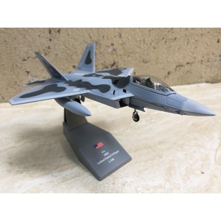 Mô hình Máy bay Tàng hình F22 Raptor 1:100