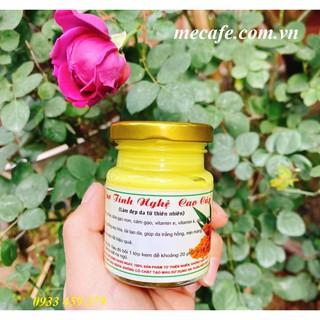 Cao tinh nghệ sữa ong chúa cao cấp (HANDMADE) 100gr thumbnail