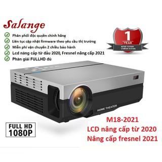 Máy chiếu LED Salange M18-2021 phân giải 1080p 150w