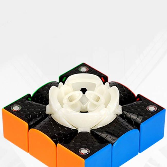 3x3 Magnetic Magic Puzzle Cube Puzzle Speed Cube Adult Kids Educational Toy Gift