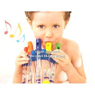 Bộ 5 kèn / còi nhạc nước cho bé