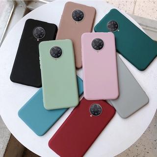 Ốp Điện Thoại Silicone Mềm Mặt Nhám Trơn Cho Xiaomi Redmi K30 5g K30 Pro Ultra Redmi Note 8 Pro thumbnail