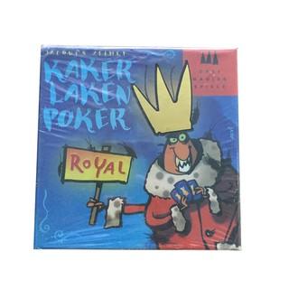 Kakerpoker Royal – Trò chơi thẻ bài Gián nói dối Royal