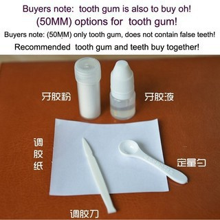 [RẺ VÔ ĐỊCH-HÀNG CÓ SẴN]Set 2 răng nanh giả kèm hộp đựngq-2 Z chuyên sỉ