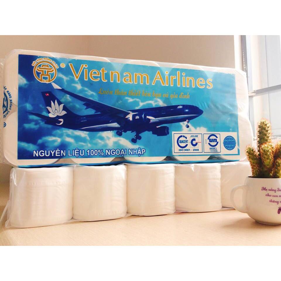 GIẤY VỆ SINH Vietnam Airline 3 lớp