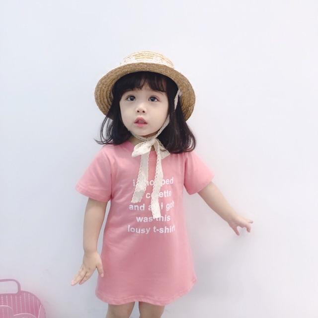 Váy xuông cho bé gái
