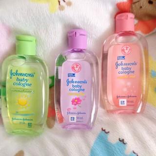 Nước hoa Johnson's Baby nhiều mùi hương 50ml