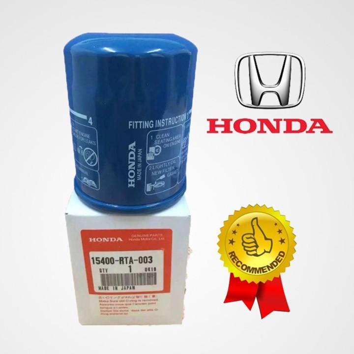 Lọc gió điều hòa động cơ, lọc nhớt dầu dùng cho xe Honda CRV, civic, city, HRV, Jazz