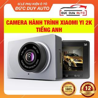 Yêu Thích[FREESHIP❤] Camera hành trình Xiaomi Yi 2k Tiếng Anh