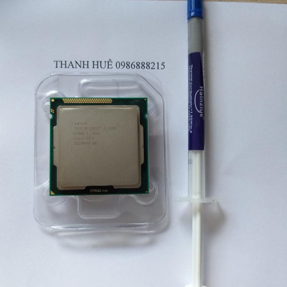 Bộ vi xử lý Intel CPU Core i5 3570 3.6GHz (4 lõi, 4 luồng)