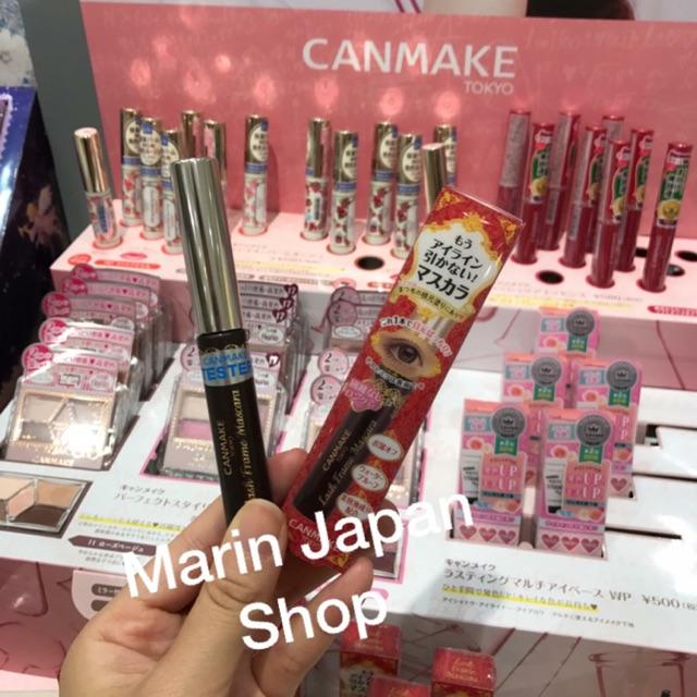 ( có Bill store ) Mascara Canmake Tokyo Nhật Bản