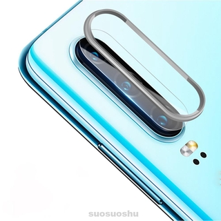 Protective Ring Accessories Aluminum Alloy Phone With Film For Huawei P30 Pro