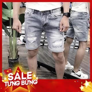 9.9 Quần short jean nam cao cấp fs 811 -Hàng nhập khẩu